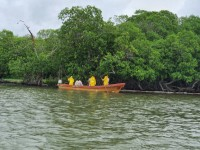 Concluye Pemex con limpieza en río Seco