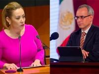Senadora del PAN acepta disculpas de Gatell pero no retira las denuncias