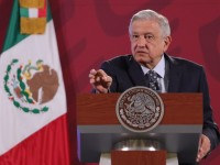 No soy tapadera  de nadie: Obrador