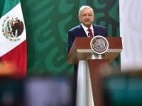 No nos dejaremos intimidar: Obrador