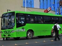 Opera TransBus sólo al 40% de su capacidad