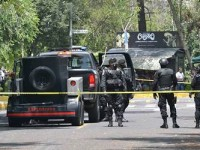 Colombiano detrás de ataque a García Harfuch