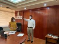 Noé Daniel Herrera, nuevo director general del ITSLV