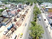 Sin contratiempo inicio de  construcción del distribuidor  vehicular de Universidad: SOTOP