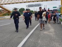 Reportó Migración a tres mil  131 extranjeros de enero a mayo