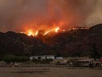 ¡Incendio en California!
