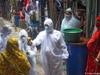 India rompe récord de muertes por coronavirus