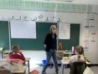 13 mil docentes en Italia contagiados de COVID