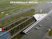 Ajustarán espacio aéreo en Aeropuerto de Santa Lucía