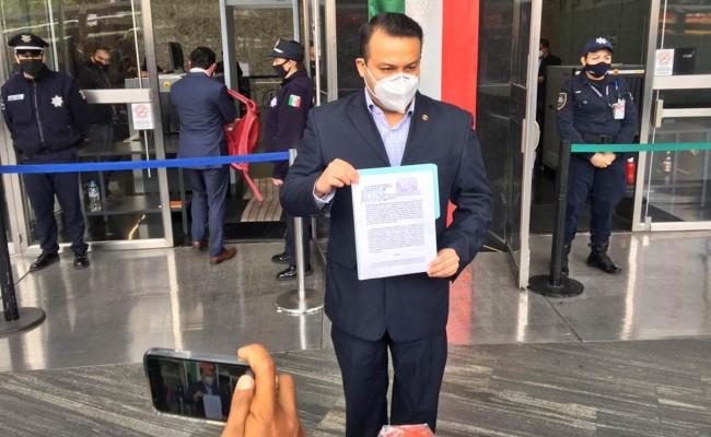 Presentó el PAN denuncia contra  el Presidente López-Gatell y Alcocer