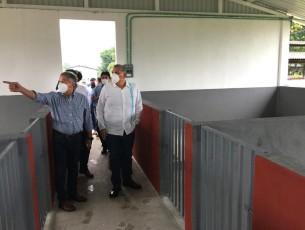 Avanza Tabasco en el rescate de infraestructura productiva