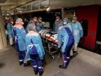 Hospitales al bordo del colapso por covid
