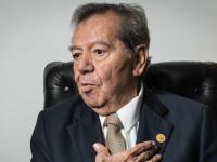 Muñoz Ledo cancela la toma de protesta
