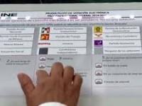 Elecciones en Hidalgo y Coahuila  son prueba piloto de voto electrónico