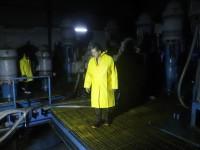 Rebasan lluvias capacidad de los cárcamos: Evaristo