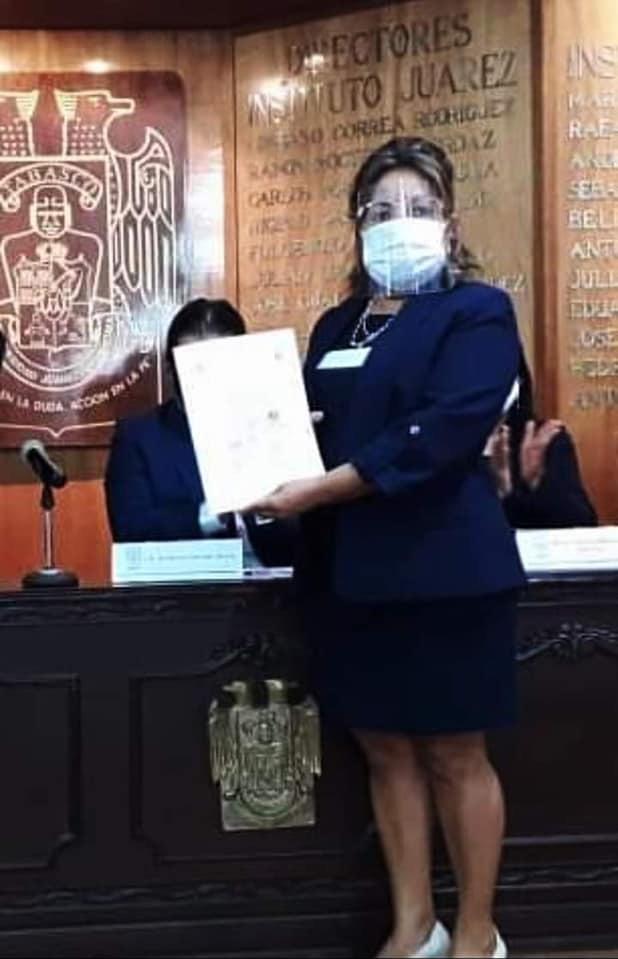 FELIPA NERY SÁNCHEZ, MUJER ACADÉMICA, PRODUCTO DE LA CULTURA DEL ESFUERZO