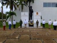 Conmemoran 110 Aniversario del  inicio de la Revolución Mexicana