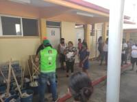 Se atiende emergencia de  ciudadanos en Tabasco