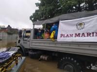 Mantienen activo el Plan Marina en Tabasco