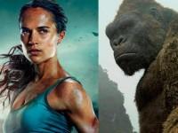 """Tomb Raider"" y ""King Kong ""en serie anime de Netflix"