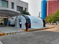 Esperan vacunas en hospitales privados