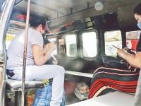 Transportistas a cumplir los protocolos de Salud
