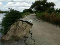 Ronda la muerte en la  carretera Jonuta-Frontera