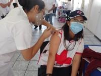 Inoculados en Tabasco contra el coronavirus