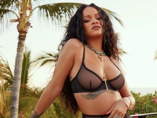 Rihanna ponen pausa a Fenty, su empresa