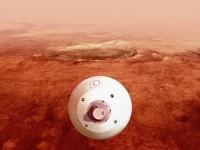 El rover Perseverance llega a Marte