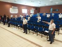 Toman protesta nuevos integrantes del Comité de Ética  de la SSPC