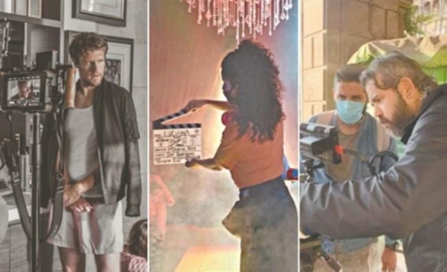 El cine no se doblega ante la pandemia