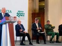 'Sí me voy a vacunar afirma López Obrador'