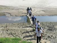 Se seca el Usumacinta por el fuerte estiaje en Los Ríos