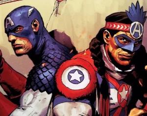 Marvel y su Capitán América indígena