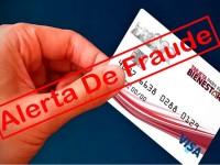 Alerta Bienestar sobre fraudes