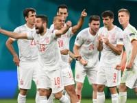 spaña a 'semis' de la Eurocopa vence a Suiza
