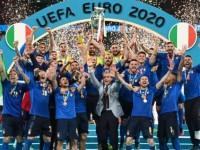 Italia, vence y es el Campeón de la Euro
