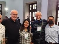 Reconocen labor de activistas y jesuitas