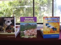 Entregan libros de texto gratuito de Telebachillerato