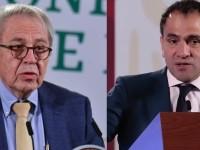 Tribunal denuncia ante la FGR  a Jorge Alcocer y Arturo Herrera