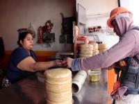 Aumenta el kilo de tortilla, duro golpe