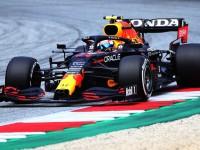 'Checo' Pérez es sexto en  el GP de Austria