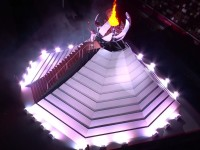 Arde llama   Olímpica
