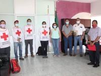 Implementará Cruz Roja programa en Jalapa