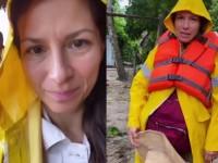 Alessandra Rosaldo dejó Puerto Vallarta