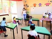 Reporta Salud saldo blanco en los tres días de clases