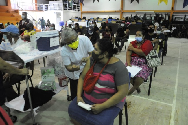 Reprogramarán vacunación  a rezagados en Cárdenas