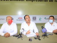 Eligen empresarios tabasqueños a nuevo presidente