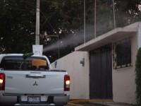Inicia la fumigación terrestre en los 17 municipios: Salud